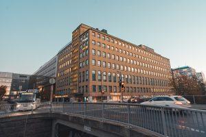 Antinkatu 1, Helsinki F6 Arkkitehdit Oy