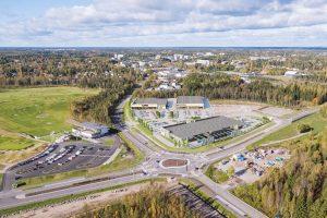 Retail Park Laajalahti, Espoo F6 Arkkitehdit Oy